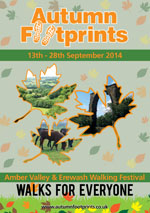 Autumn Footprints Walking festival